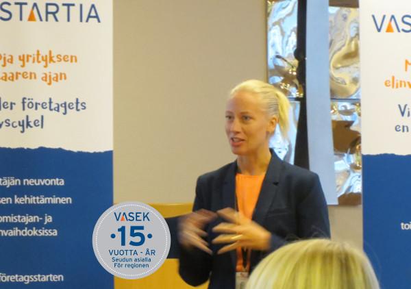 Johanna Tidstrom