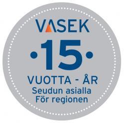 VASEK 15Vuotta