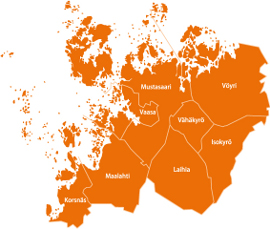 Regional Cohesion And Competitiveness Programme Vaasa Region