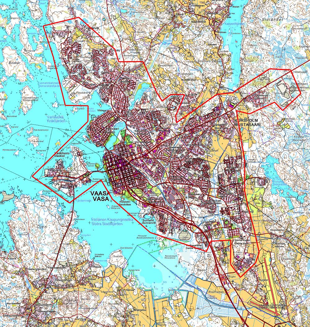 Business Grant Opportunities Vaasa Region Development Company Vasek