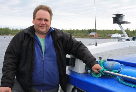 Fredric Sandvik